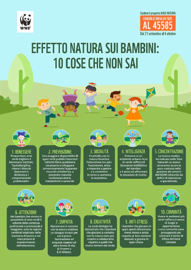 Effetto Natura Sui Bambini Aumenta Salute Intelligenza E Benessere Videonord